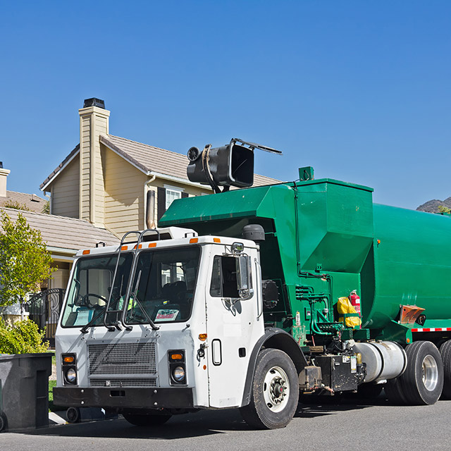 Residential Curb-side Waste Collection