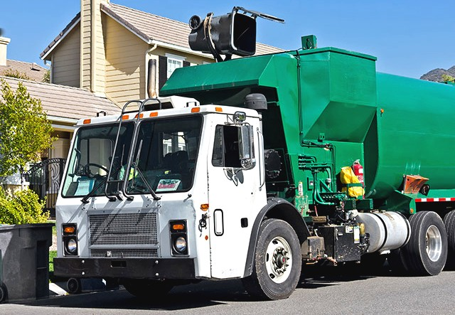 Residential Recycling Service Company