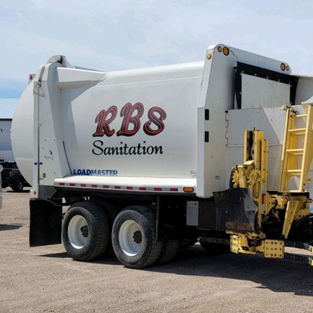 Residential Waste Pickup with RBS Sanitation